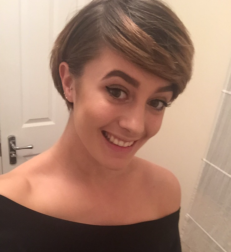 From pixie cut to short bob – my hair growth story