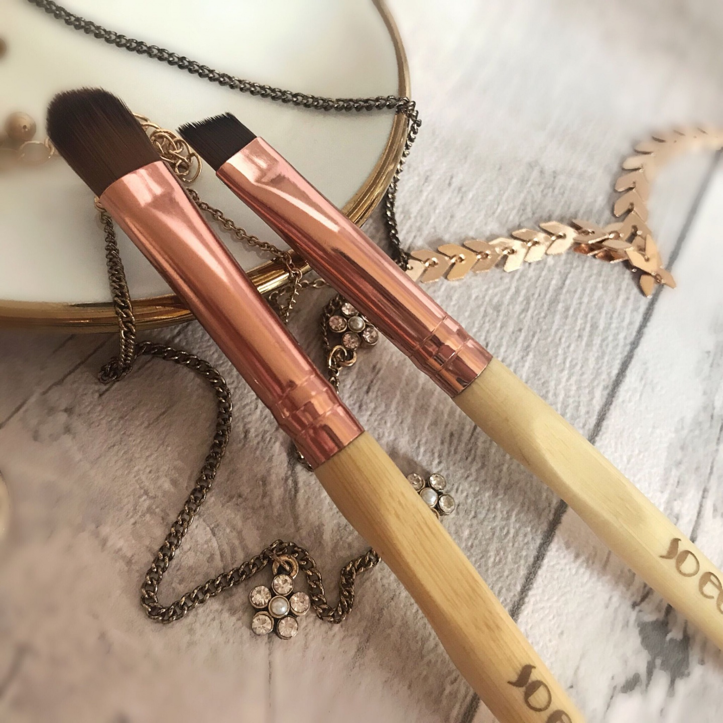 The cruelty free make up brushes you need in your make up bag – So Eco