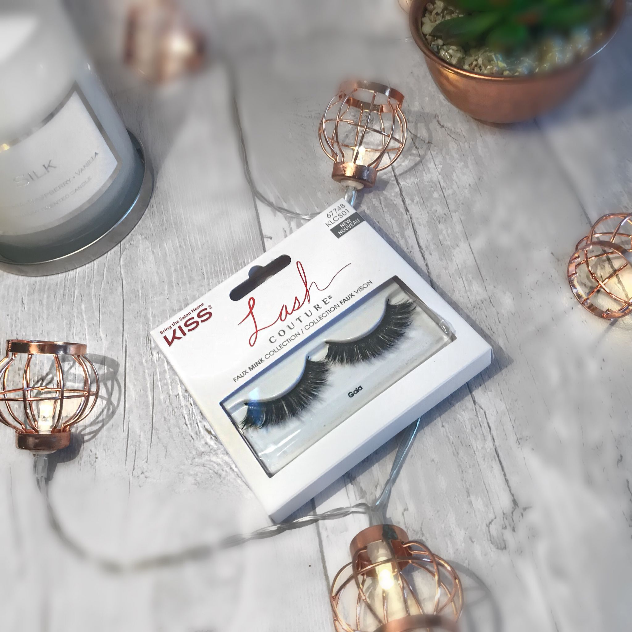 Valentines special – KISS lash couture Faux Mink Collection review