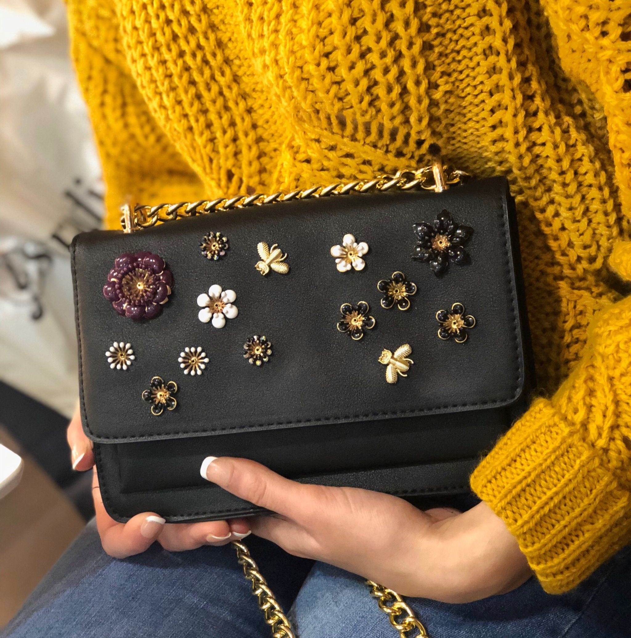 miniature embellished bag 5 must have items in your wardrobe this Spring