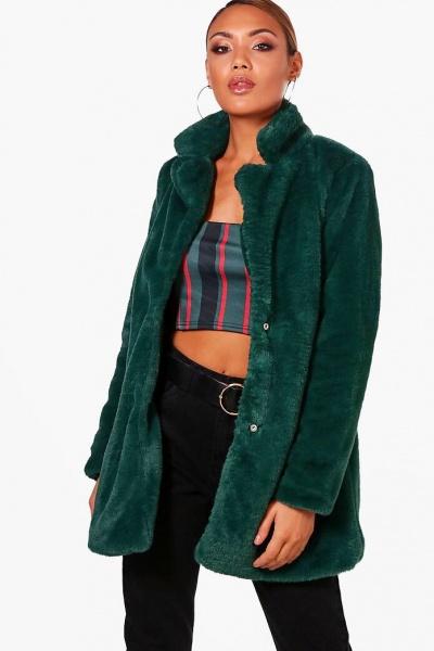 Green Coat of Dreams