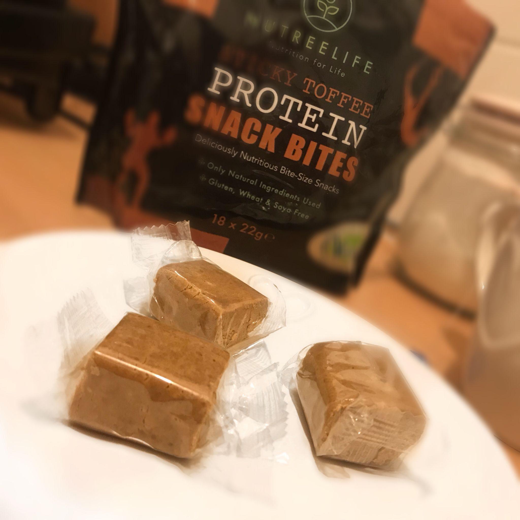 Putting Nutree Life snack bites to the test - Vegan & Gluten free